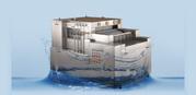 Automatic Linear Tunnel type Bottle Washing Machine