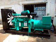 Used diesel marine generators sale in Vadodara-india