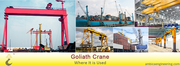 Get Gantry and Goliath Cranes To Support Inadequate Building