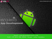 Top Android App Development Company - iMOBDEV