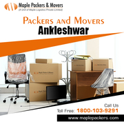 Packers and Movers Ankleshwar | Maple Packers