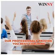 Get IELTS Coaching from Winny IELTS Coaching Center