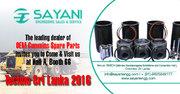 Sayani Engineering invites you at Techno Sri Lanka 2016