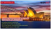 Winny - Best Student Visa Consultant for Australia