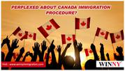 Most Reliable Canada Immigration Visa Consultant – Winny