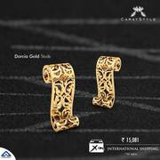 Buy Gold Earrings from Our Jewellery Store