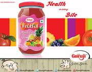 Shop Online - Pineapple Jam | Mixed Fruit Jam – Shree Guruji