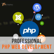 Professional PHP Web Development Services Company in India