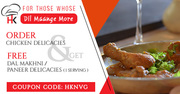 Order Food Online - Home Kitchen Special Offers!