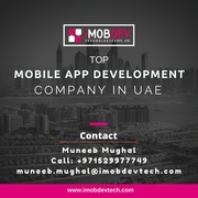 Top Mobile App Development Company in UAE