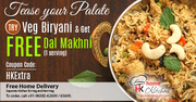 Home Food Delivery in Vadodara - Home Kitchen