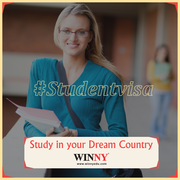 Winny - Best Canada foreign education Consultant