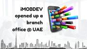 iMOBDEV opened up a branch office @ UAE