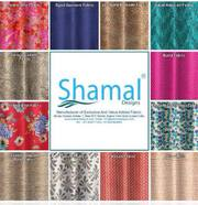 BROCADE FABRIC WHOLESALER IN SURAT