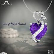 Choose the Perfect Heart Pendants for This Valentine Day