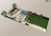 3D floor plan design studio