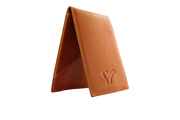 Worlds Most Thinnest Brown Wallet
