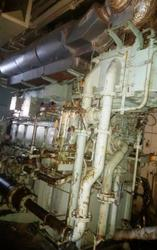 Daihatsu 6DK-28 Generators 2002 (1900 KVA)