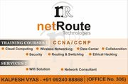 netRoute Technologies - Best CCNA training center