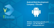 Android Web Development Company - Ydoodle