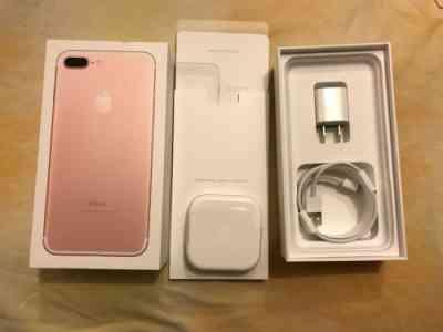Apple Iphone 7 Plus 128 Gb Rose Gold Unlocked