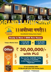 Surat Top and Best Investment Plan in Property