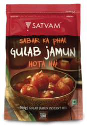 Explore delicious Satvam Instant mixes this Diwali