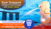 Book Singapore Holiday & Tour Package with Swami Travels