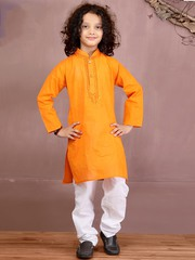 Readymade Kurta Pyjama For Kids