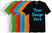 Design Personalized t-shirts at best price.