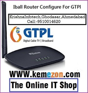 Router Configure For GTPl In Ahmedabad