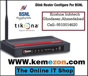 Iball Router Configure For BSNL In Ahmedabad