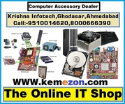 Computer Accessory Dealer In Maninagar,  Ahmedabad