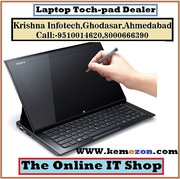 Laptop Toch-pad Dealer In Maninagar,  Ahmedabad