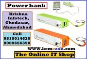 Power bank in Ahmedabad