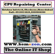 CPU Repairing  Center In Ahmedabad