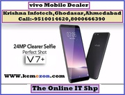 vivo Mobile Dealer In Maninagar,  Ahmedabad