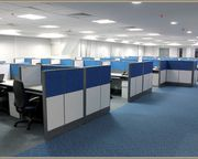Aluminium Office Sections Manufacturer Experts In India - Banco
