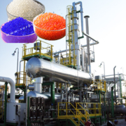 Buy Orange silica gel desiccant beads