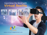 Virtual-Augmented by Real Estate Virtual Reality Tour Creator India