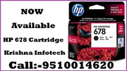 HP 678 Cartridge In Ahmedabad