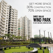 SHREEE BALAJI WINDPARK | FLATS IN AHMEDABAD | PROPERTIES IN AHMEDABAD