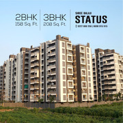 SHREE BALAJI STATUS | FLATS IN MEHSANA | PROPERTY IN MEHSANA
