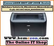 Canon LASER SHOT LBP 2900B  Dealer In Ahmedabad