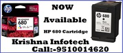 HP 680 Cartridge Dealer In Maninagar ,  Ahmedabad - Other services
