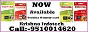 Toshiba Memory card Dealer In Maninagar , Ahmedabad