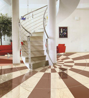 A large range of vitrified tiles by AGL