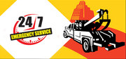 24*7 towing Service from FastnSure.
