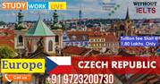 EUROPE IS CALLING YOU. With Or Wothout IELTS