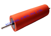 Rubber Roller,  Ebonite Rubber Roller,  Manufacturer